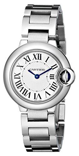 Cartier Femmes Ballon Bleu W69010Z4 Stainless Steel Watch