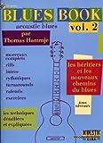 blues book acoustic volume 2 les h?ritiers