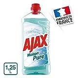 Ajax Nettoyant Ménager Flacon Maison Pure 1,25 L...