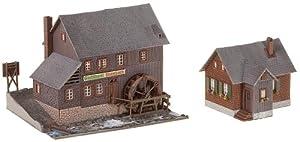 Faller - Edificio para modelismo ferroviario escala 1:87 (F130193)