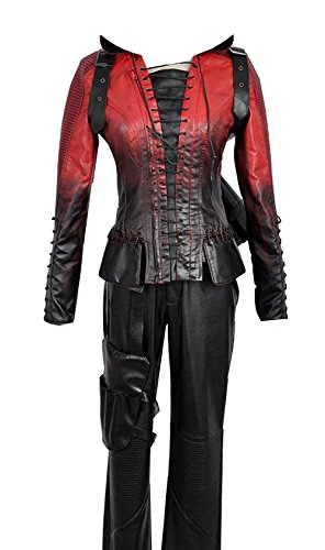 4 Kostüm Seasons - Green Arrow Season 4 Thea Queen battleframe Cosplay Kostüm Custom Made, Collegejacke