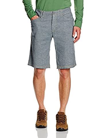 SALEWA - FREA CO DENIM M SHORTS Pantalons - XS - Bleu - Homme