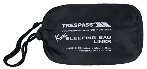 Trespass Kids Slumber - Sábanas Saco Dormir Acampada