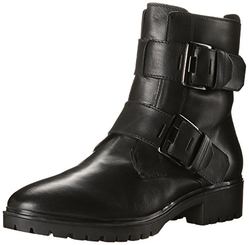 Geox D Paisible C, Stivaletti, Donna Black