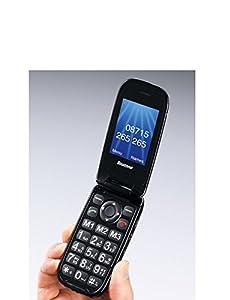 Binatone Big Button Clam Shell Mobile Phone M405