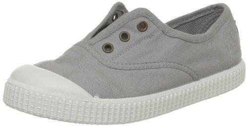 VictoriaInglesa Lona Tenida Punt - Basse Unisex - Bambini , grigio (grigio), 29 EU