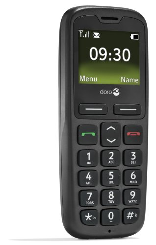 Doro PhoneEasy 505 black