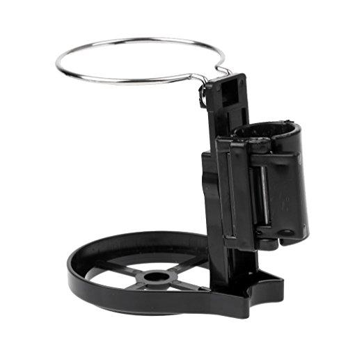 MagiDeal 1 Pieza de Portavaso Artículos Accesorios Deportivo Acuático Actividades Aire Libre Duradero Flexible Ajustable Cómodo de Usar Llevar Compacto Ligero