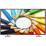 Changhong LED50D3000ISX 126 cm (49,5 Zoll) LED-Backlight-Fernseher, EEK A (Full HD, 200Hz, Smart TV, DLNA, Miracast, Freeshare, Netportal, MHL, DVB-C/T/S/S2, HDMI, USB 2.0) schwarz