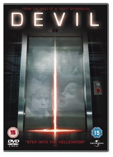 Devil [DVD] by Chris Messina