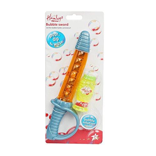 Hamleys Mini Bubble Sword, Multi Color