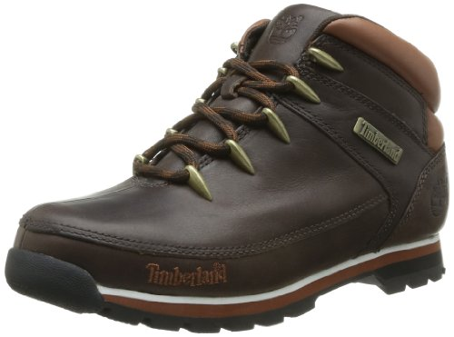 Timberland Euro Sprint, Men's Boots, Brown (Dark Brown), 11 UK