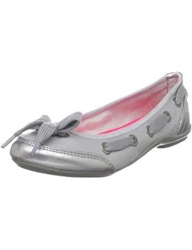 DKNY Damen Brayden Stretch Classic Court Sneaker
