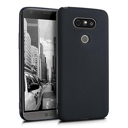 kwmobile LG G5 / G5 SE Hülle - Handyhülle für LG G5 / G5 SE - Handy Case in Schwarz matt