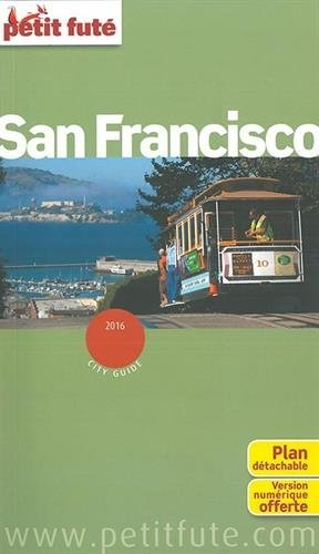 Petit Futé San Francisco (1Plan détachable)