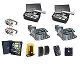 Dieffematic Moteur pour portails coulissants BFT Deimos AC Kit A600 230 V jusqu/à 600 600 600 kg 220 V