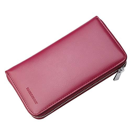 Damen - Handtasche, Taschengeld, Nicht Auf Magnete Reagieren Handtasche,Bordeaux - Wein