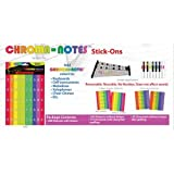 Boomwhackers cns1Stick Ons Chroma Notizen