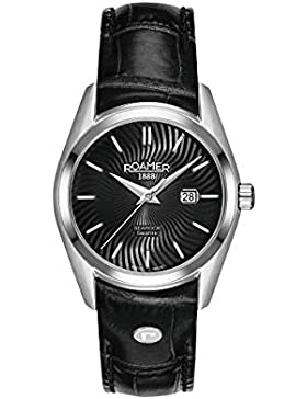 Roamer Damen-Armbanduhr Analog Quarz 203844 41 55 02