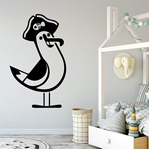 zqyjhkou Vogel Wandaufkleber Moderne Innenausstattung WanddekorationWandaufkleber Für Kinderzimmer Wandbild P39x63cm
