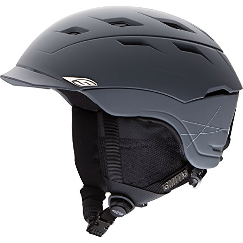 Smith Optics Erwachsene Ski Varianz Schneemobil Helm Medium Matte Charcoal