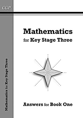 KS3 Maths Answers for Textbook 1 (CGP KS3 Maths) from Coordination Group Publications Ltd (CGP)