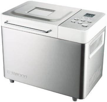 Kenwood Convection Bread maker BM350, Blanco, 645 W, 390 x 280 x 315 mm - Máquina de hacer pan