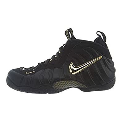 online store 32680 8c5b5 Nike AIR Foamposite PRO - 624041-009 - Size 6.5-UK Black, Metallic