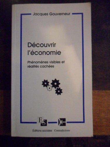 DECOUVRIR L'ECONOMIE