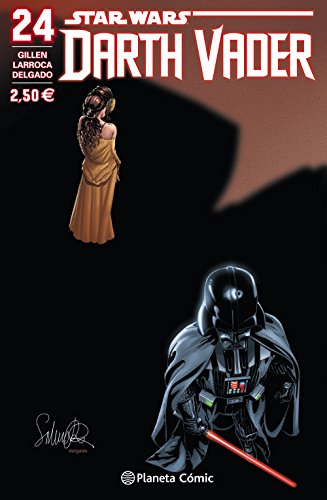 Star Wars Darth Vader nº 24/25 (Star Wars: Cómics Grapa Marvel) por Kieron Gillen