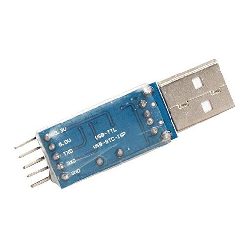Hrph USB zu RS232 TTL Selbstkonverter-Modul-Konverter-Adapter (Konverter-sicherung)