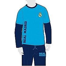 Pijama Real Madrid niño invierno Tallas 2 a 14 - 4