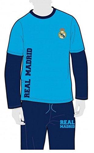 Pijama Real Madrid niño invierno Tallas 2 a 14 – 12