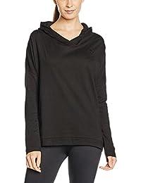 Puma Ess Sweat-shirt à capuche Femme Noir