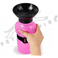 PETS EMPIRE Portable Travel Sports Water Bottle for Dogs (18 oz)