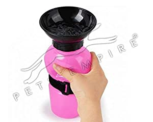 Pets Empire Portable Travel Sports Water Bottle for Dogs