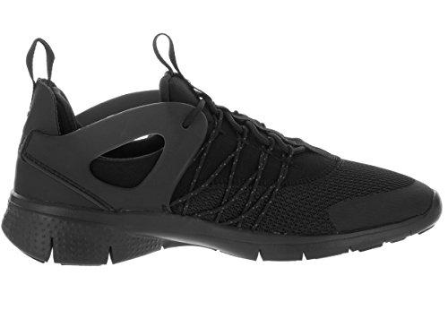 Nike Wmns Free Viritous, Chaussures de Sport Femme Noir (Noir / Noir-Gris foncé)
