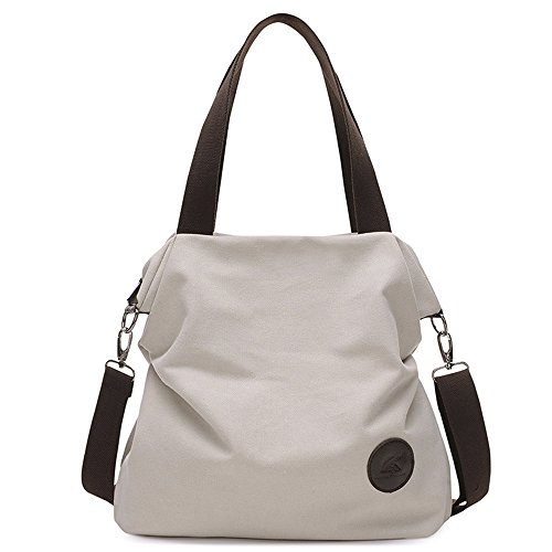 BYD - Damen Bag Schultertaschen Mutil Function Bag Crossbody Bag Tote Handtaschen (Tote Handtasche Cross Body)