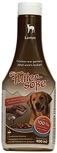Clever 2 mix Futtersoße für den Hund mit Lamm, 6er Pack (6 x 400 ml)