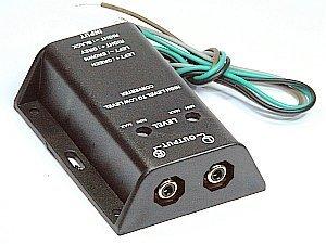 Verstärker Adapter Radio Kabel Lautsprecher auf Chinch gebraucht kaufen  Wird an jeden Ort in Deutschland