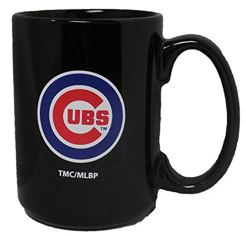 Memory Company Chicago Cubs 444ml Schwarz Keramik Kaffee Tasse