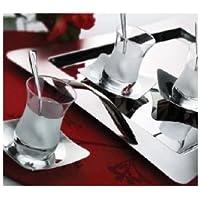 36er Teeglass Turkisch Tee Teegläser Glas Gläser Teegläser Kristallgläser