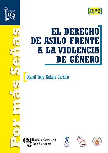 EL DERECHO DE ASILO FRENTE A LA VIOLENCIA DE GENER(9788480049931)