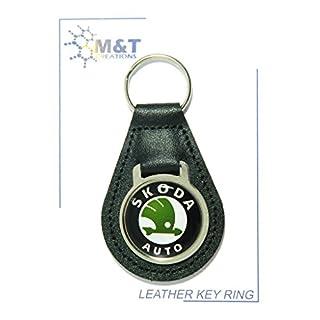 Leder Schlüsselanhänger Medaillon einfügen 3D Kunststoff Bild