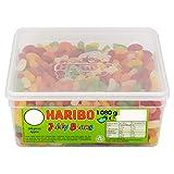 Haribo Jelly Beans idromassaggio Bambini Retro Sweets - 600 del