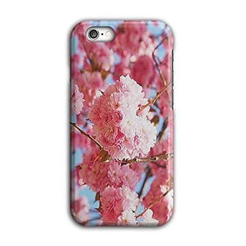 Kirsche Baum Blume Natur Natur Leben iPhone 6 / 6S Hülle | Wellcoda