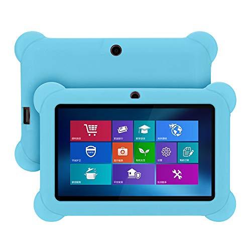 QinMM Hülle für 7 Zoll Android Tablet Q88, stoßfestes Etui, leichtes Kinderetui, super Schutzhülle, Standetui (7-zoll-tablet-fällen)