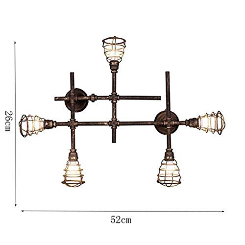 ZLL Home Decoration Wandlampe, Hotel Cafe Restaurant Dekoration Lampen , Home Hotel Beleuchtung...