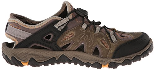 Merrell Herren All Out Blaze Sieve Trekking-& Wanderhalbschuhe Braun (BRINDLE/BUTTERSCOTCH)