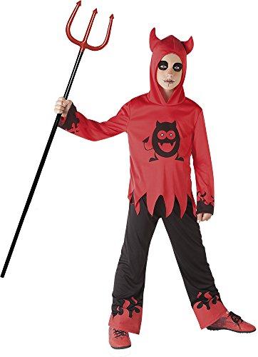 Rubies - Disfraz diablillo con ojos móviles, L (S8371-L)